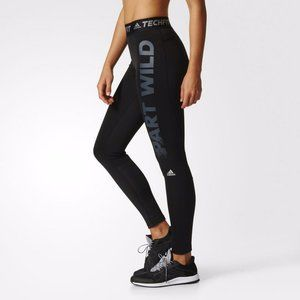ADIDAS Women's techfit® Part Wild Long Tights